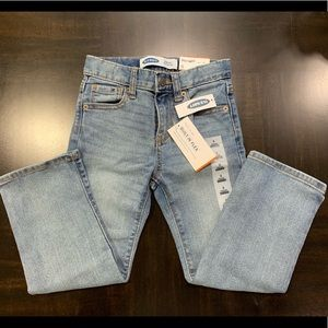 Boys Jeans Straight Built-In Flex Size 5